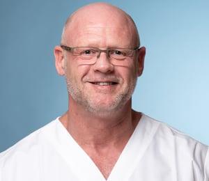 Bill Sharpling dentures in Farnham