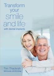 Dental implant book Tim Thackrah, Elmsleigh House Dental Clinic
