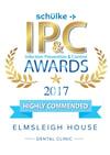 IP&C Award 2017 - highly commended - Elmsleigh House Dental Clinic v2-2.png