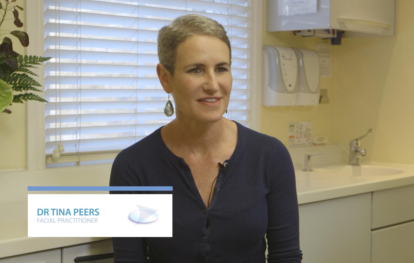 Dr Tina Peers talks about facial rejuvenation treatments